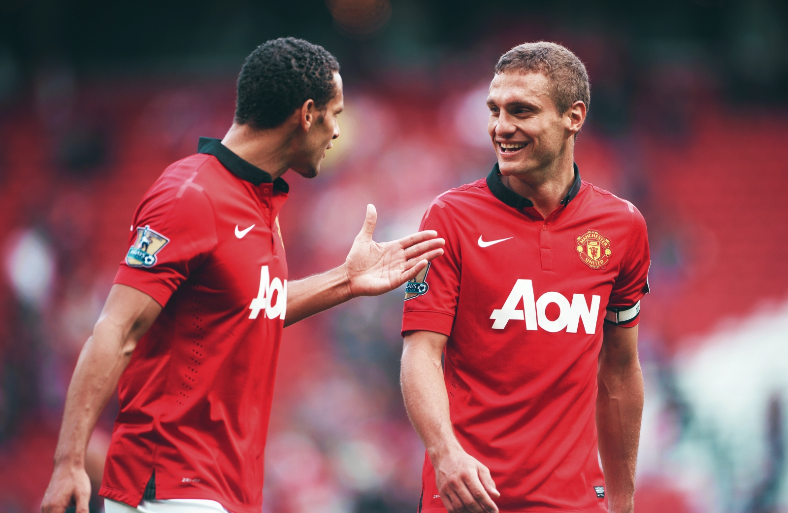 Ferdinand and Vidić the greatest defensive partnership in Premier