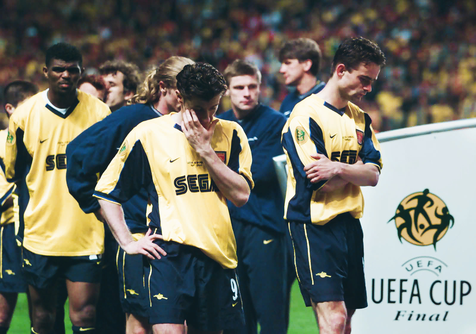 Arsenal S Uefa Cup Adventure Of 1999 2000