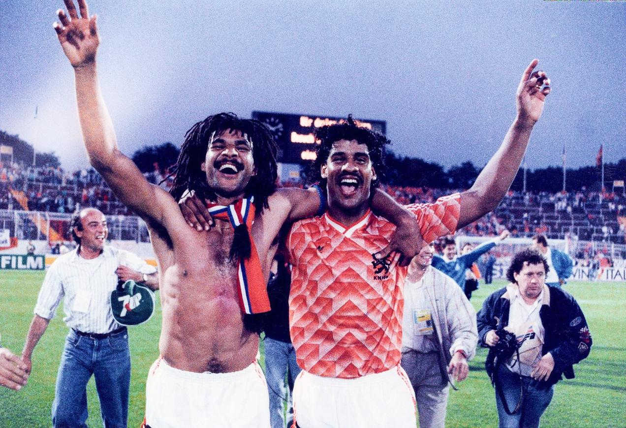How Surinamese migrants revolutionised Dutch football