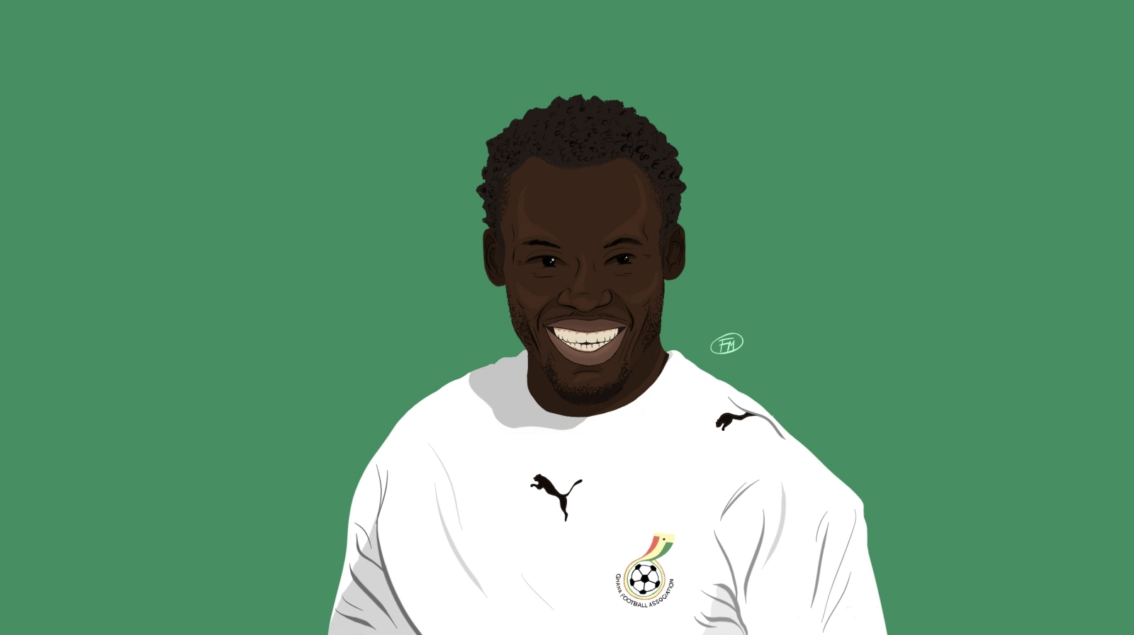 Michael Essien the most plete Ghanaian export of all