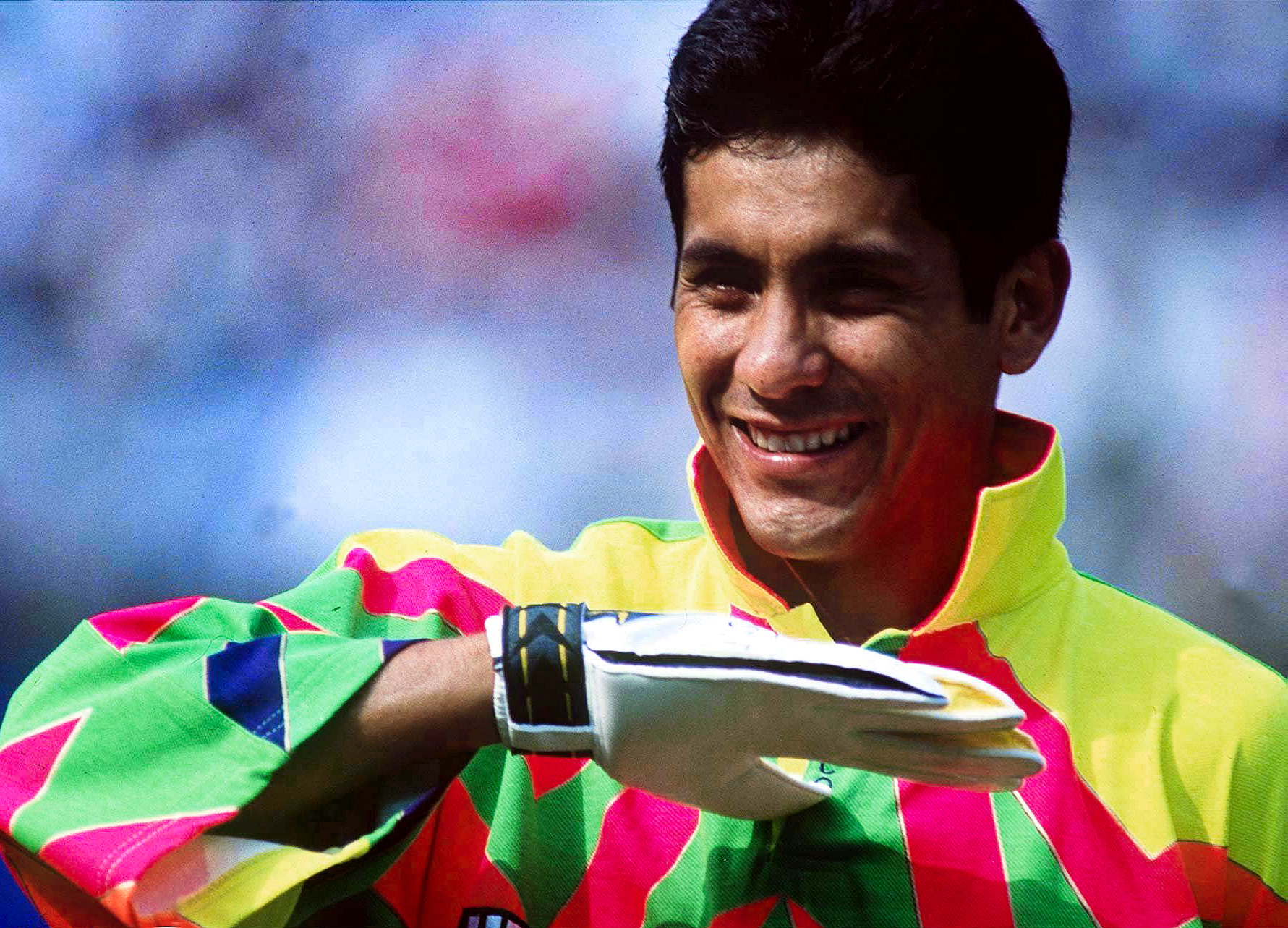 In Search Of Jorge Campos The Goalkeeper Beyond The Jersey