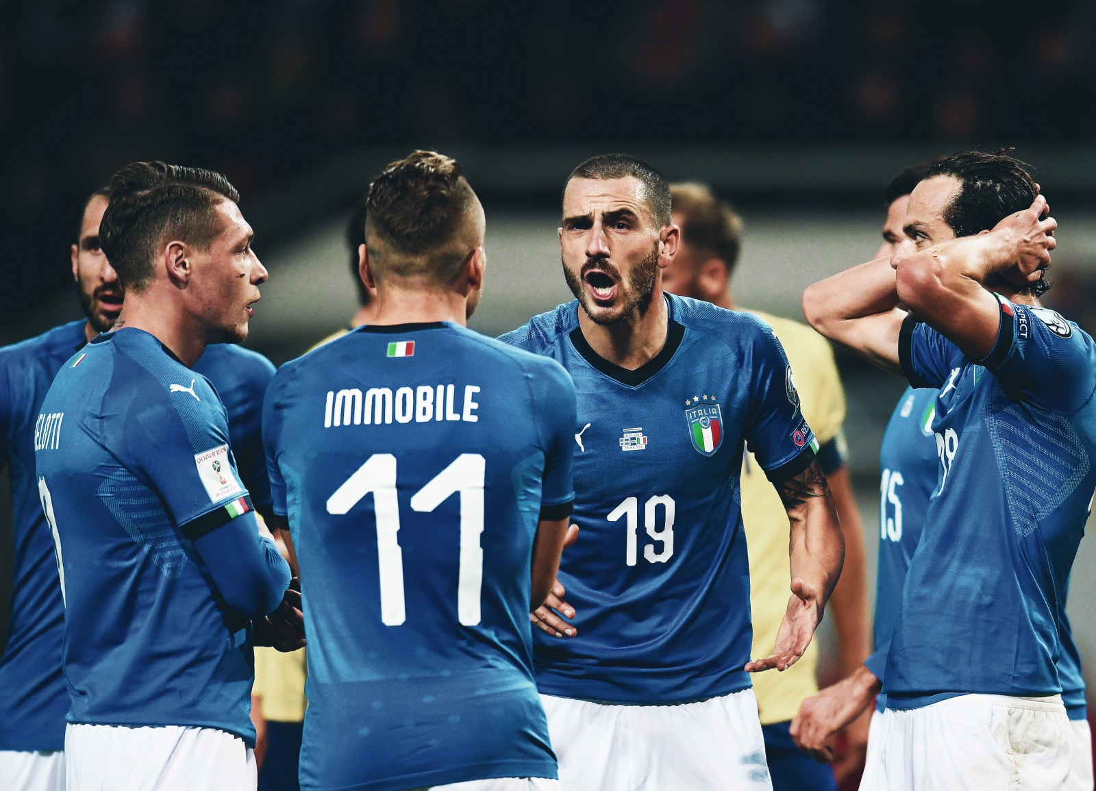 How the Italian national team fell from its lofty perch