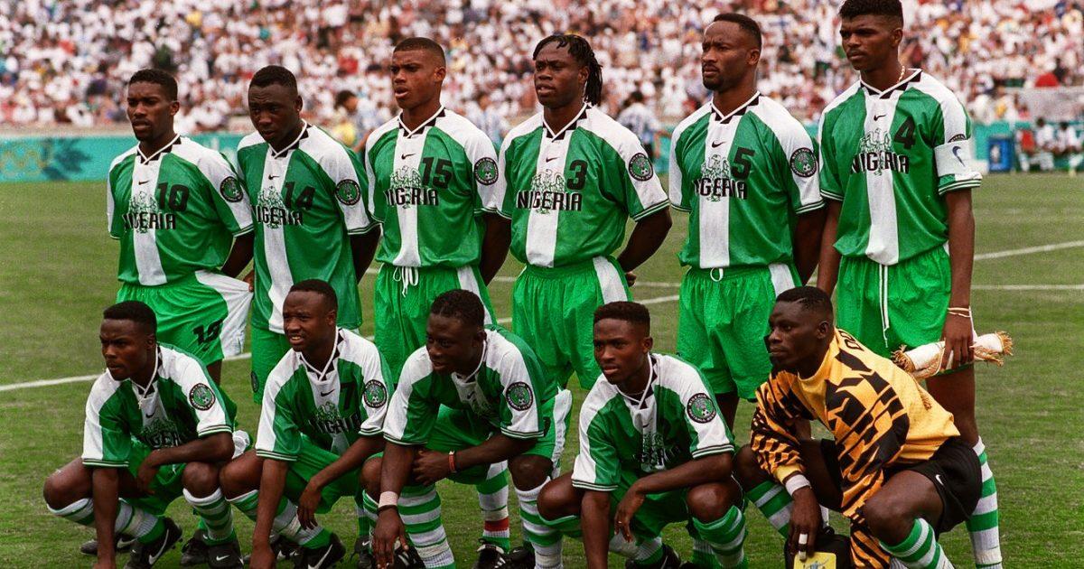Nigeria S Momentous Triumph At The 1996 Olympics