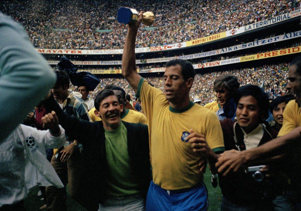Gérson De Oliveira Nunes regarding gérson: the unheralded brain of brazilian football