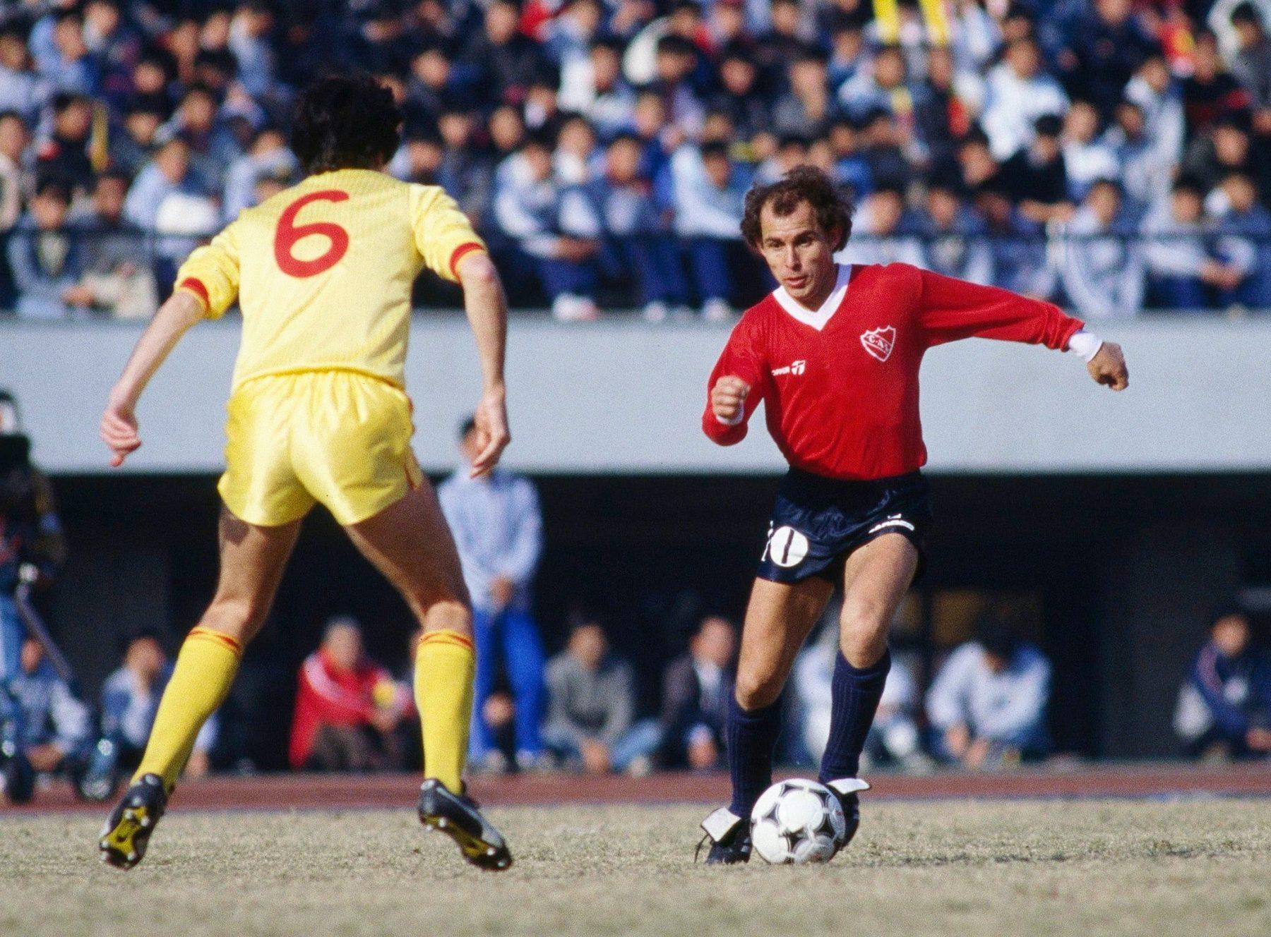 The story of Ricardo Bochini - Diego Maradona's idol - and ...