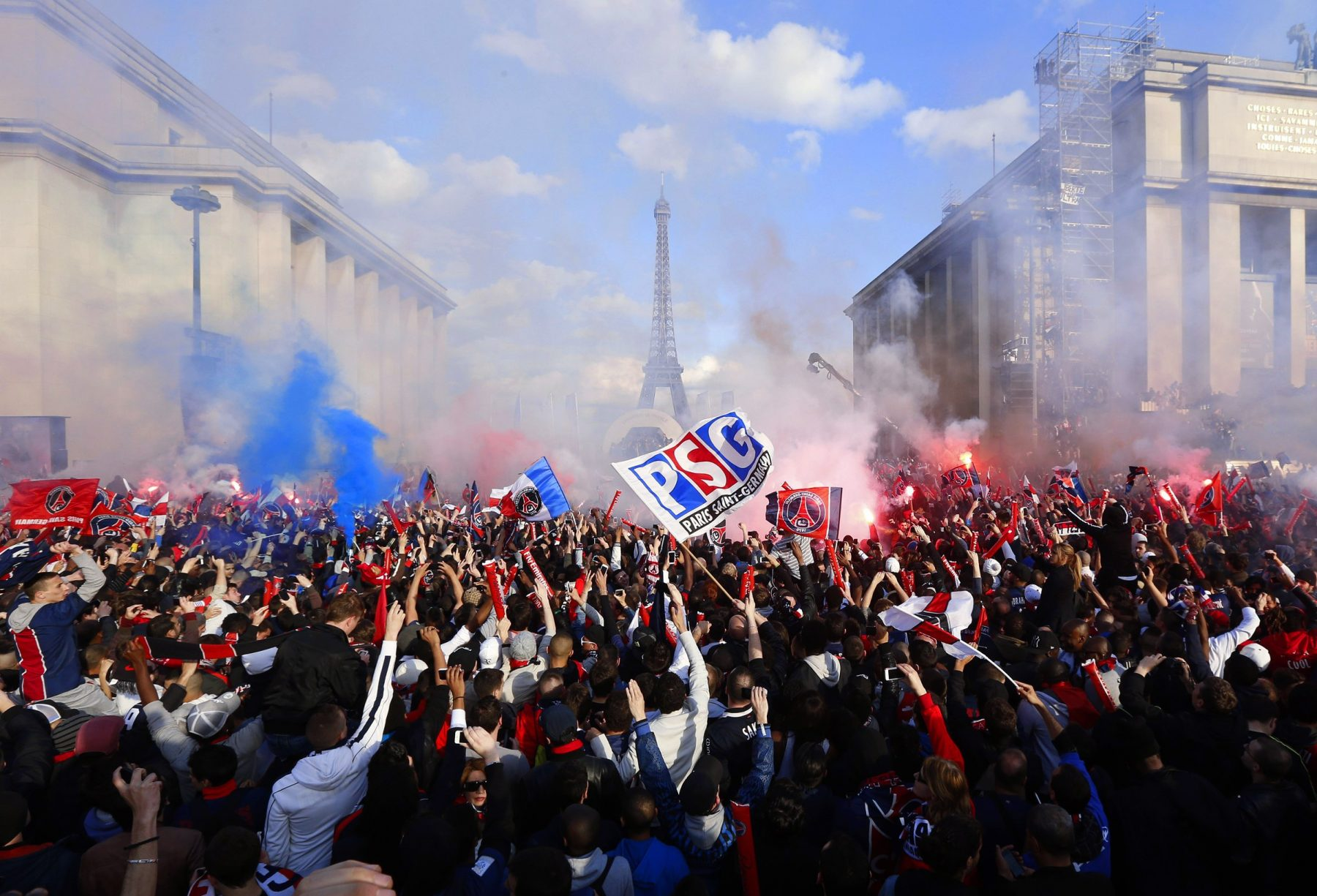 The Last Of The Ultras Paris Saint Germain And The Repression Of Football Fans In France