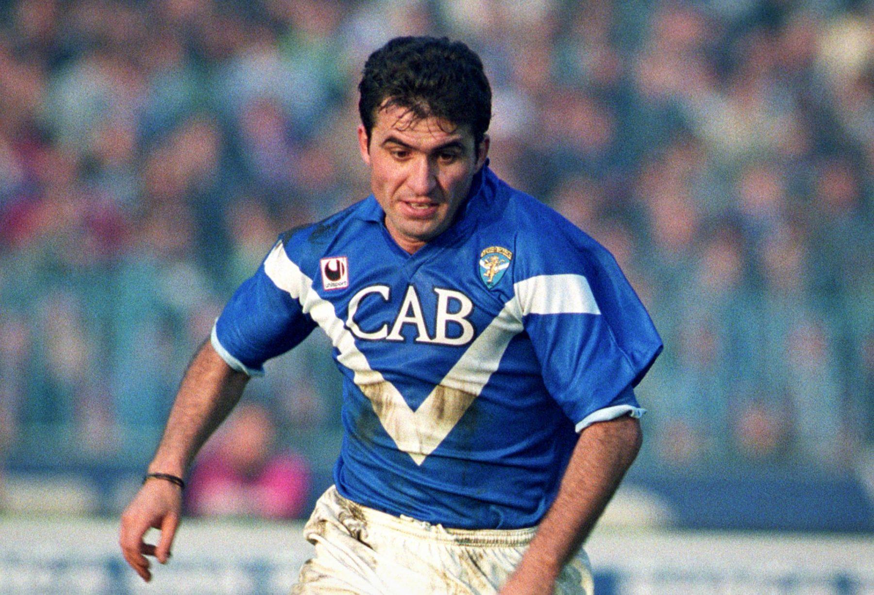 How Gheorghe Hagi Rebuilt His Career In Serie B With Brescia