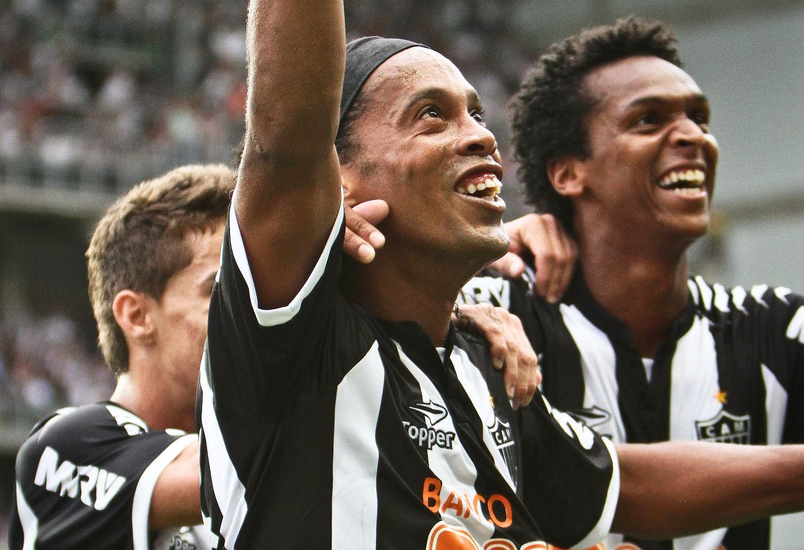 Ronaldinho Has Been Released From Prison. 16