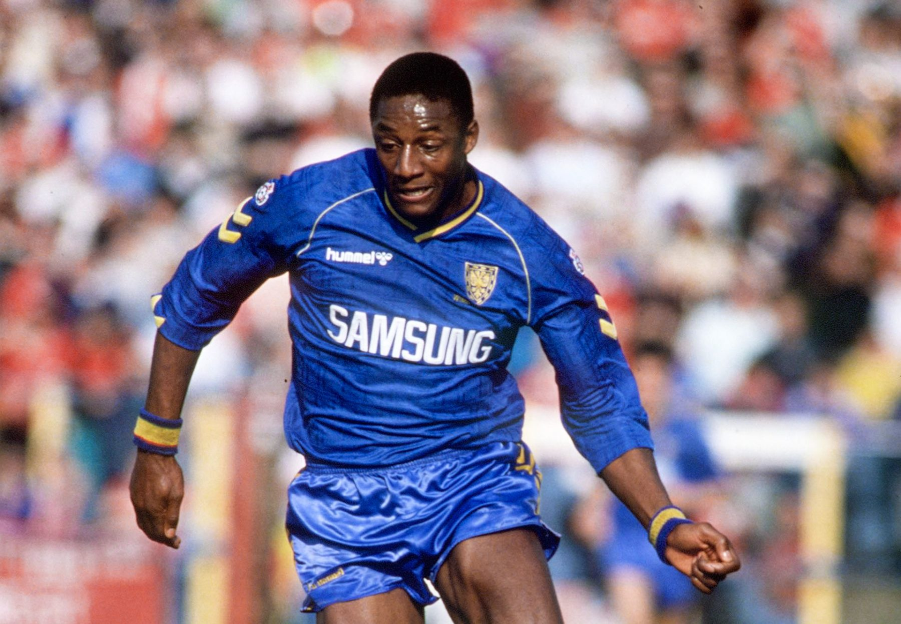John Fashanu: the brutal but gifted footballer whose success gave way to scandal