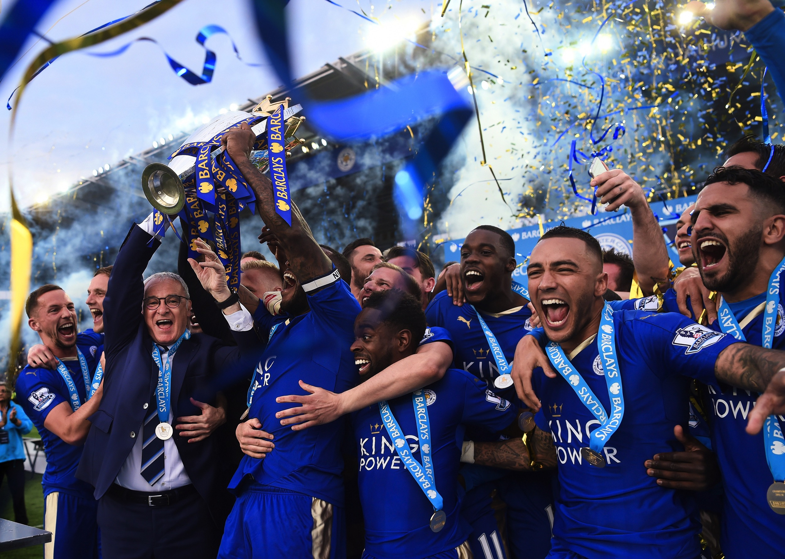 Leicester City And The Impossible Dream