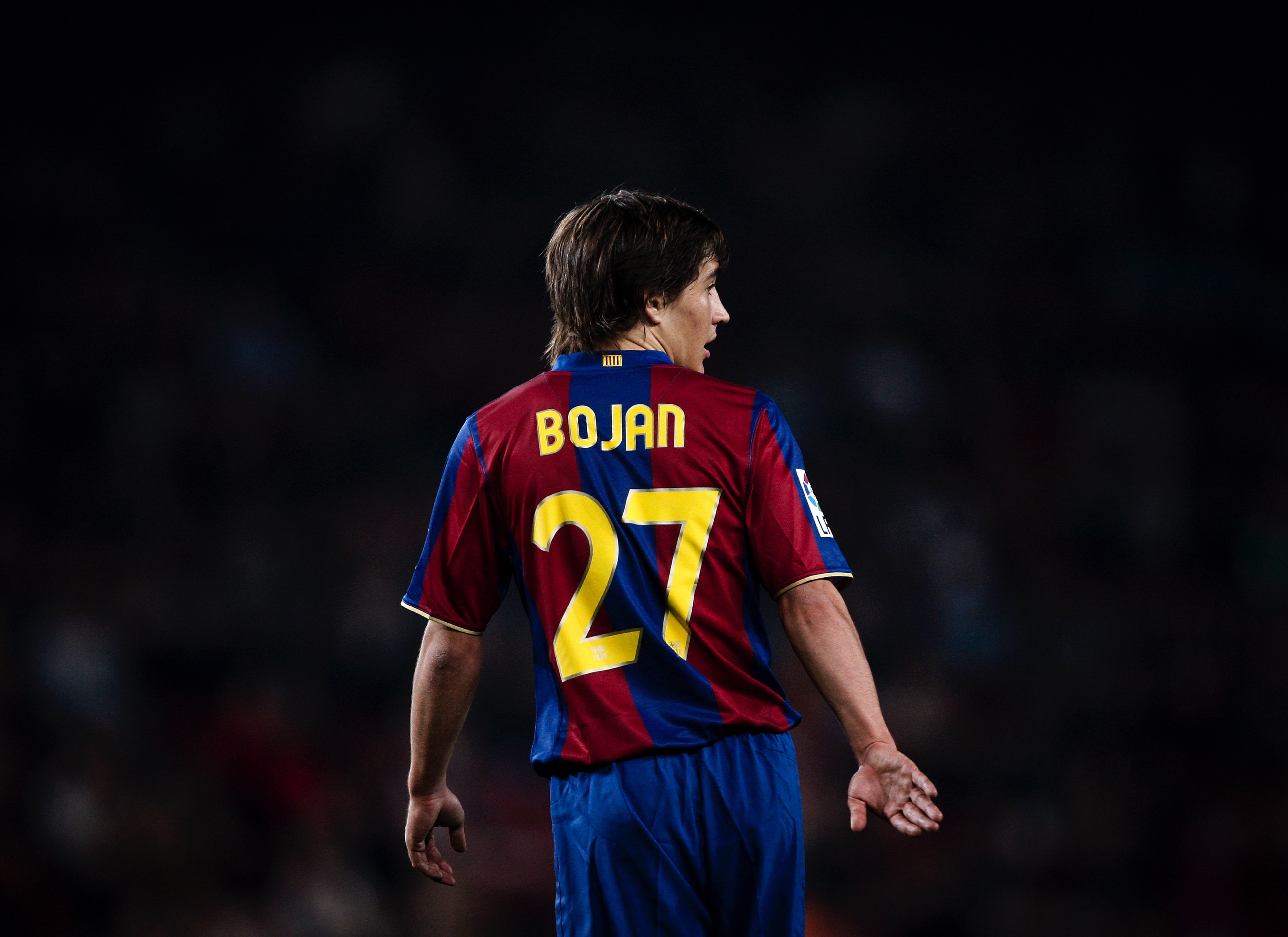 What Went Wrong For Bojan Once Dubbed The Future Of Barcelona At Football S Summit