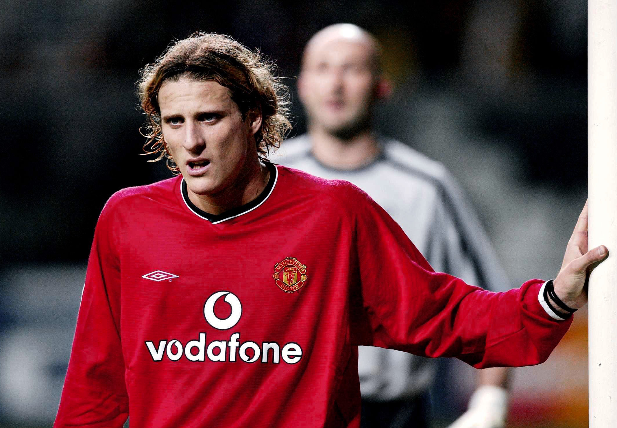 The Fluffs Jokes And Cult Hero Status Of Diego Forlan At Manchester United