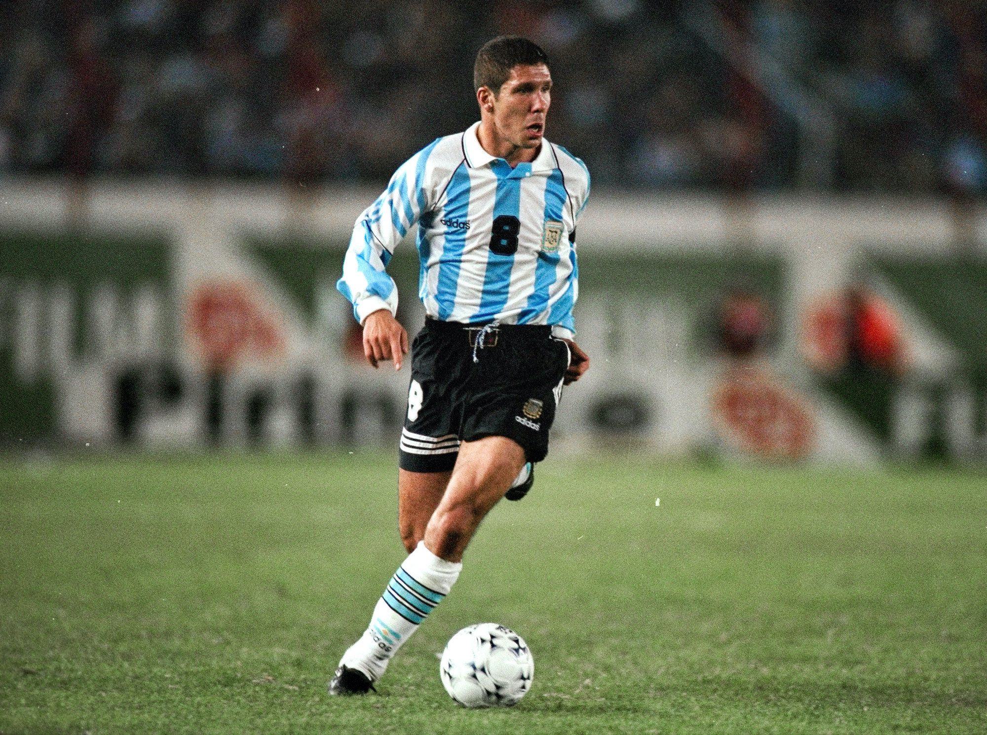 Diego Simeone: the midfield monster before the manager