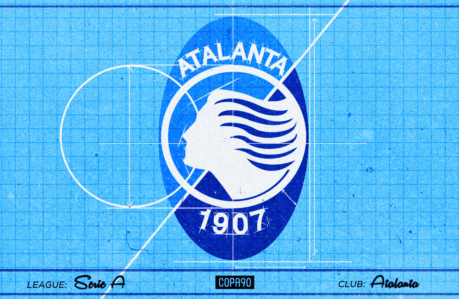 behind the badge the story of atalanta s logo behind the badge the story of atalanta