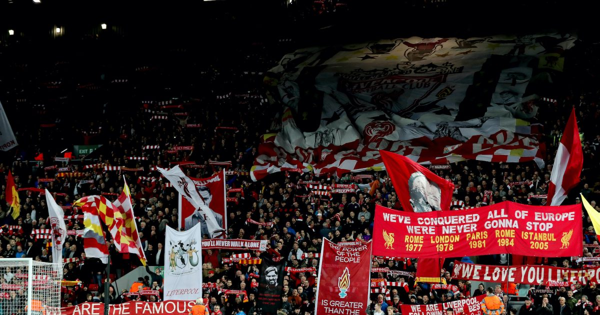 The Origins Of You Ll Never Walk Alone And How A Tv Show In The Us Helped It Become Liverpool S Anthem And when you're broken on the ground. the origins of you ll never walk alone
