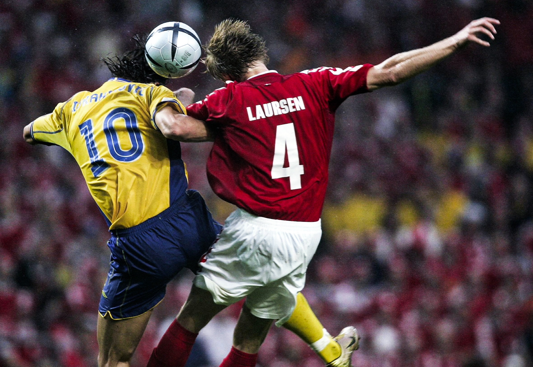 """Sweden, Denmark, Italy and cries of """"fixing"""" at Euro 2004"""