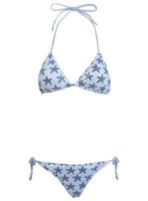 Miss Selfridge star and spot pattern bikini - £12 / Bikini con estampado de estrellas y puntos de Miss Selfridge 16 €
