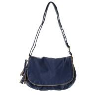 Navy Tassel Cross Body Bag (£16.00) / Bandolera en tonalidad Navy con Borla (19,99 €) CLAIRE'S