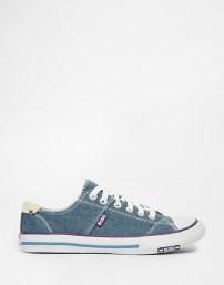 Skechers Bobs Denim Plimsolls (£24.00) / Zapatillas Denim de Skechers (32,88 €) - ASOS