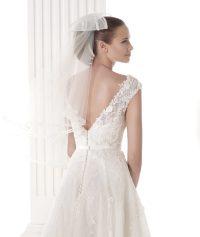 'Messina' Pronovias Modern Bride Collection / Photo: Pronovias