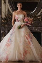 Romona Keveza Luxe Bridal Collection - Spring 2016 / Photo: brides.com
