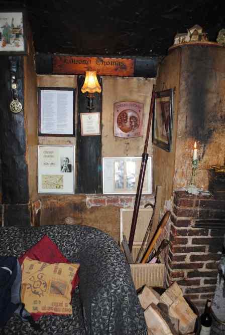 Pub with no name Hampshire