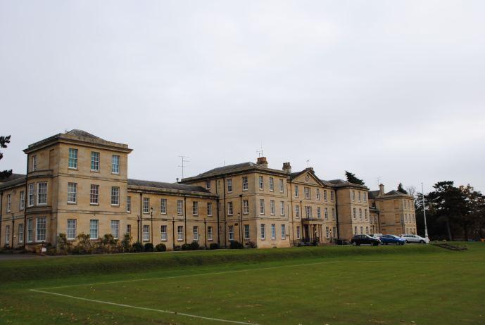 St Andrews Northampton, formerly the Northampton General Lunatic Asylum