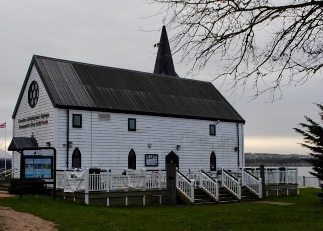 Norwegian church Cardiff