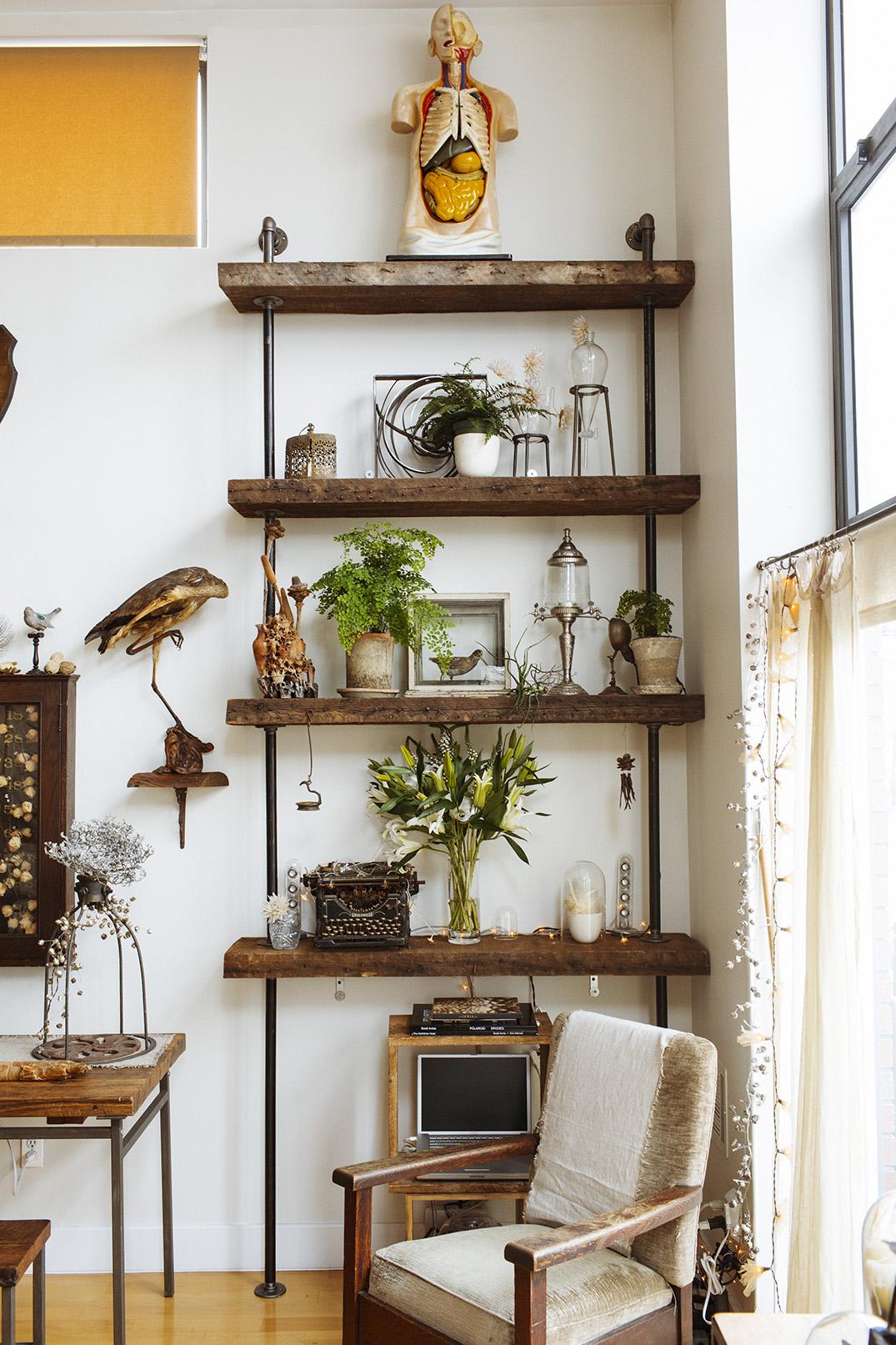 brooklyn shelves
