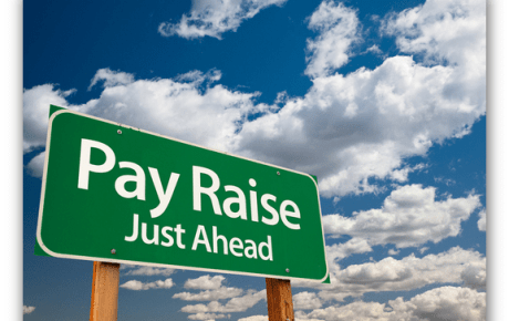 Pay Rise Ahead- Martial Arts Instructors Pay Rise Campaign!