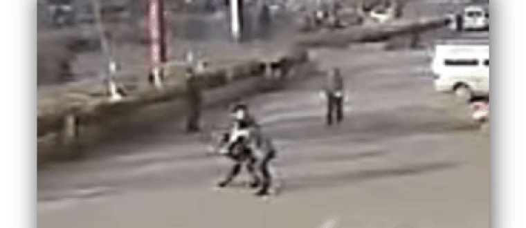 The Most Brutal Attack Ever Captured on Video