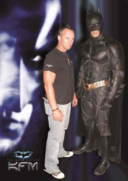 Andy&Batman