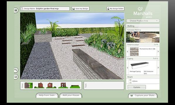 8 Free Garden and Landscape Design Software   The Self ... on Patio Planner id=94862