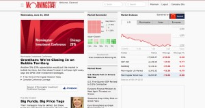 MorningStar.com