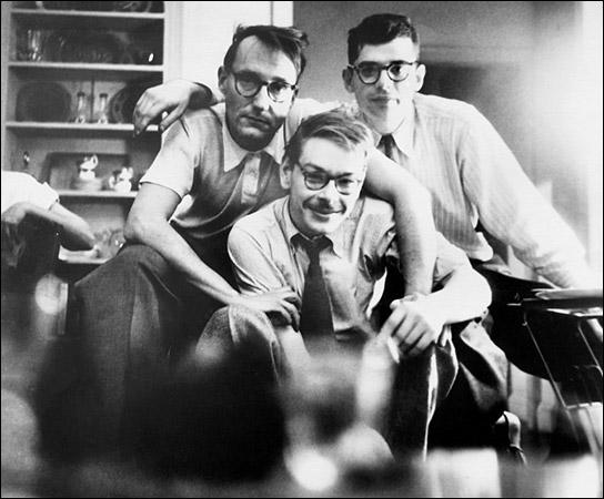 Lucien Carr Allen Ginsberg