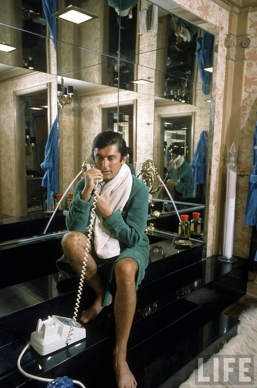 Robert Evans Beverly Hills 1968