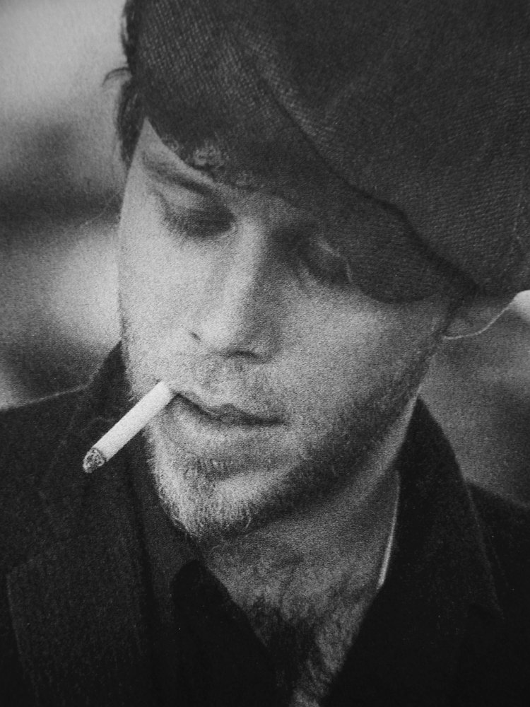 Tom Waits in his physical prime-- late 1970s.