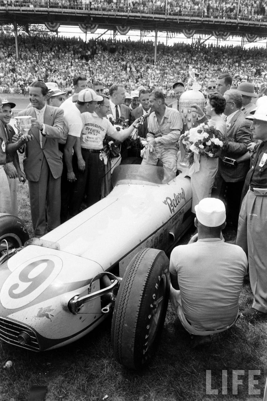 Sam Hask relishes sweet victory at the Indy 500 after years of coming up short.
