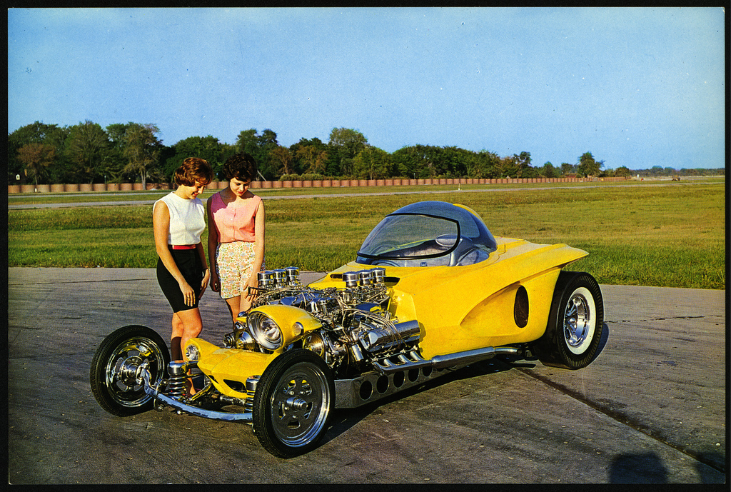 Ed Roth Mysterion