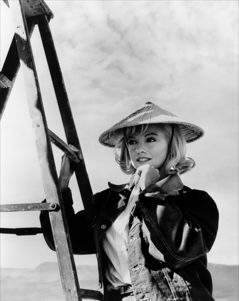 Marilyn Monroe The Misfits Lee Storm Rider