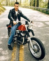 CRY BABY MOTORCYCLE DEPP