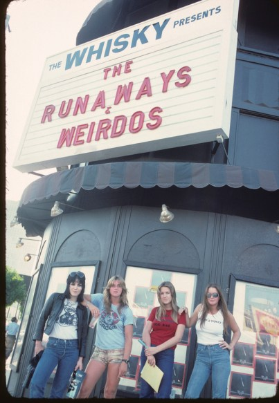 The Runaways 1978