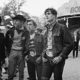 KARLHEINZ WEINBERGER REBEL YOUTH 1950s ROCKABILLY ROCKERS