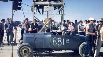 A 1940S 1950S HOT ROD OILERS CAR CLUB CC