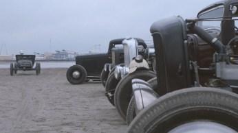 A TROG THE RACE OF GENTLEMEN WILDWOOD NJ RACING HOT ROD VINTAGE BEACH PHOTO