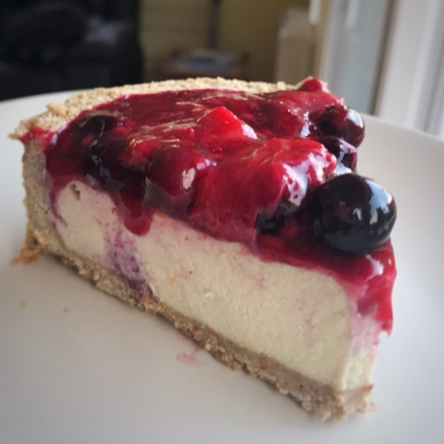 baked cheesecake pic 2