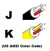 Type J %26 Type K Thermocouple US ANSI Color Codes?resize\\\=161%2C164 type j thermocouple wiring diagram wiring diagram type j thermocouple wiring diagram at creativeand.co