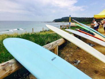 Shelly Beach boards