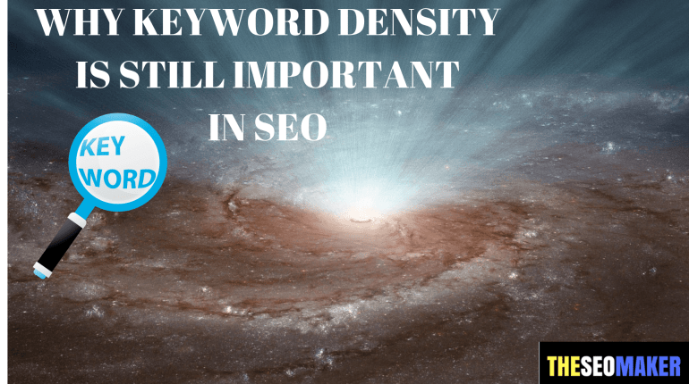 why keyword density is still important in SEO
