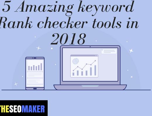 keyword rank checker